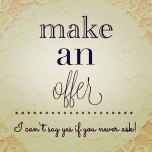 🌺 all reasonable offers considered 🌺